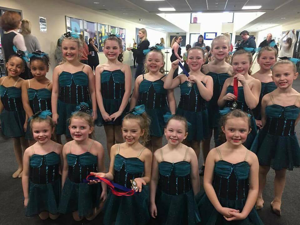 award winning professional dance academy