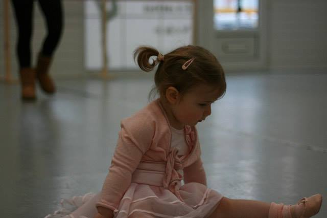get into dance at a young age