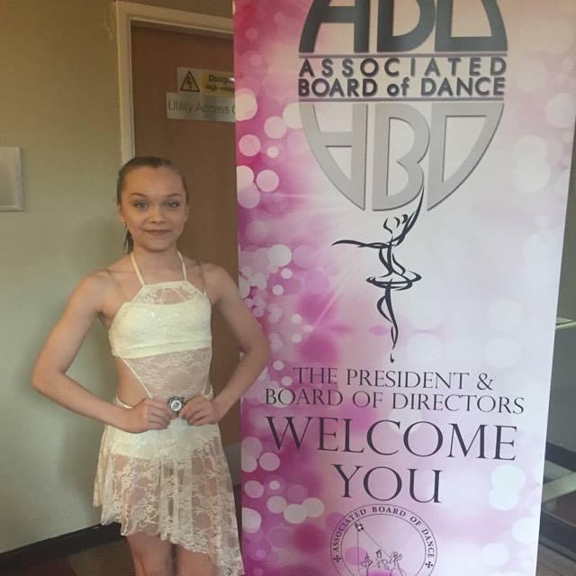 associated board of dance winner